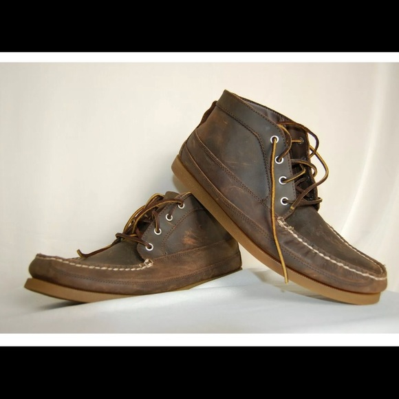 Sperry Shoes   Sperry For Jcrew Chukka